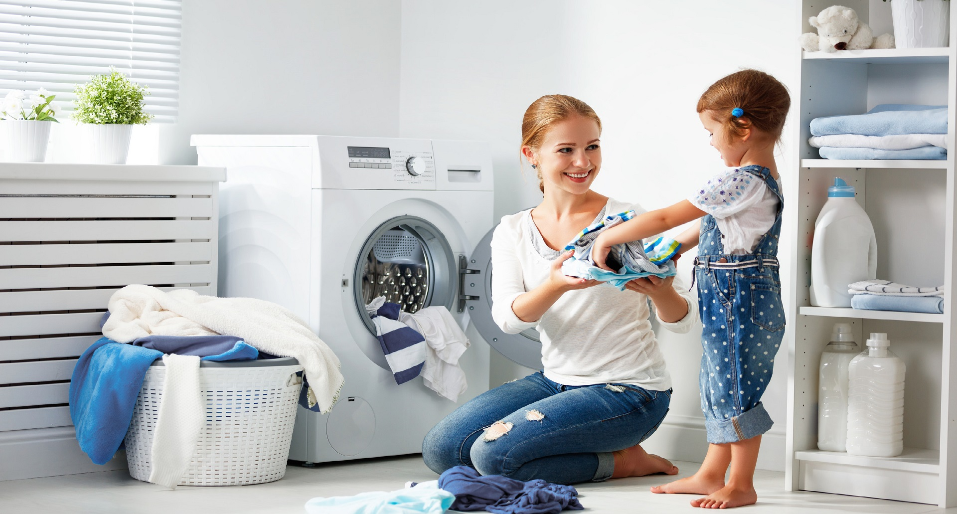 Residential Laundry